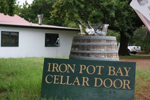 Your invitation to LUNCH WITH FRIENDS at the newly opened Iron Pot Bay Vineyard Cellar Door & Tasting Rooms on Feb 15th 2017