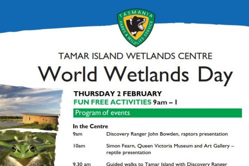 World Wetlands Day 2017 Thursday February 2, 2017