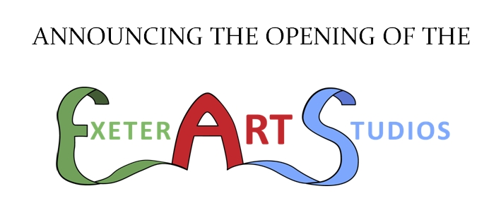 Opening of Exeter Art Studios